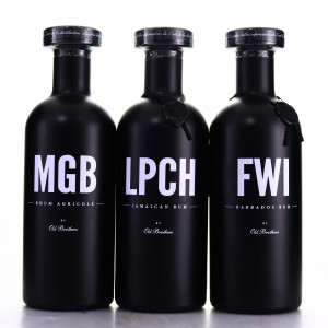 Old Brothers FWI, MGB & LPCH 3 x 50cl