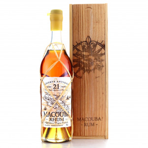 Macouba Rhum 21 Year Old