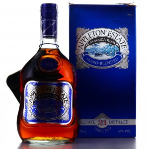 Appleton Estate 21 Year Old 2001