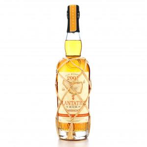 Barbados Rum 2001 Plantation Old Artisanal