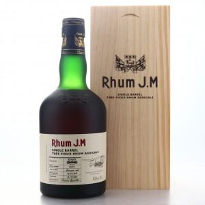 Rhum J.M 2004 Single Cask 14 Year Old 50cl / Kirsch Whisky
