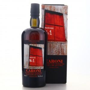 Caroni 2000 Velier 15 Year Old Single Cask Heavy #3790 / Paul Ulrich AG