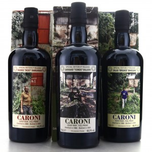 Caroni Velier Employees 4th Release 3 x 70cl