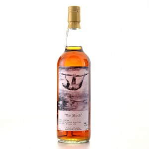 Caroni 1997 Rum and Whisky 18 Year Old / The Sloth