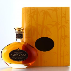 Barbados Rum 12 Year Old Rum Nation Anniversary Edition