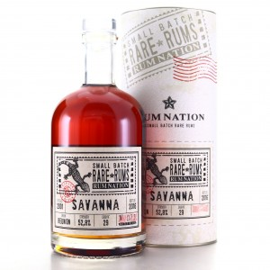 Savanna 2001 Rum Nation Small Batch