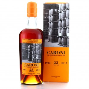 Caroni 1994 Velier 23 Year Old Full Proof Heavy / Guyana Stock