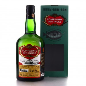 New Yarmouth 2005 Compagnie des Indes 12 Year Old