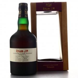 Rhum J.M 2006 Cask Finish Series No.2 50cl / Delamain Cognac