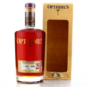 Opthimus Solera 25 Year Old