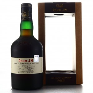 Rhum J.M 2006 Cask Finish Series No.2 50cl / Chateau de Tariquet Armagnac