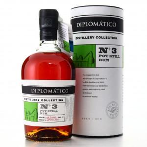 Diplomatico 2010 Distillery Collection No.3 / Pot Still Rum