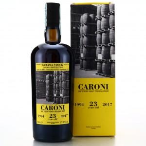 Caroni 1994 Velier 23 Year Old Full Proof Heavy / Guyana Stock