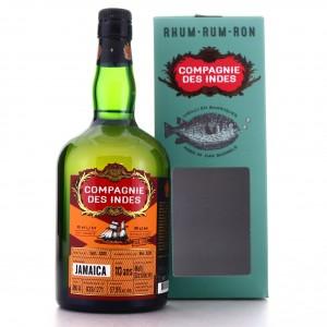 Jamaica Rum 2008 Compagnie des Indes 10 Year Old