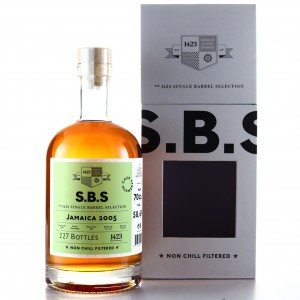 Jamaica Rum 2005 The 1423 SBS