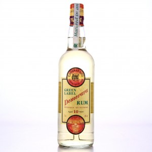 Demerara Rum 10 Year Old Cadenhead's Green Label
