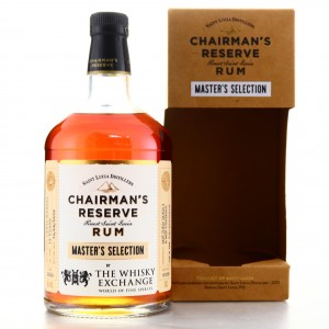 Chairman's Reserve 2006 Pot Still Single Cask 13 Year Old / TWE 20th Anniversary