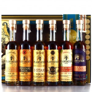 Plantation Grand Terroir Gift Pack 6 x 10cl