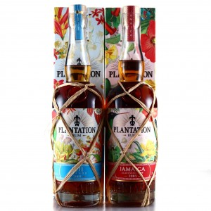 Clarendon & South Pacific Plantation One-Time Limited Editions 2 x 70cl