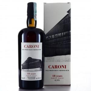 Caroni 1994 Velier 18 Year Old Full Proof Heavy