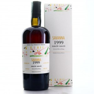 Savanna 1999 Velier 20 Year Old / Warren Khong Villa Paradisetto