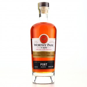 Worthy Park 2008 Port Cask Selection Series #5