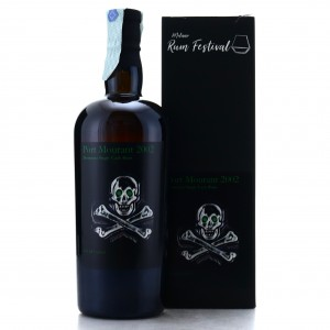 Port Mourant 2002 Milan Rum Festival 17 Year Old