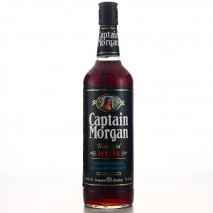Captain Morgan Black Label 1980s