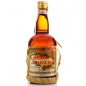 Black Joe Original Jamaica Rum 1970s / ILLVA Import