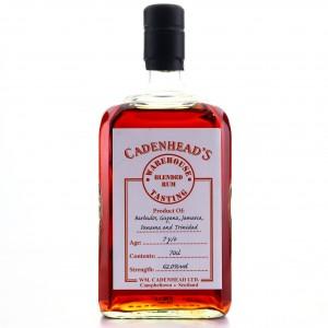 Cadenhead's 7 Year Old / Warehouse Tasting
