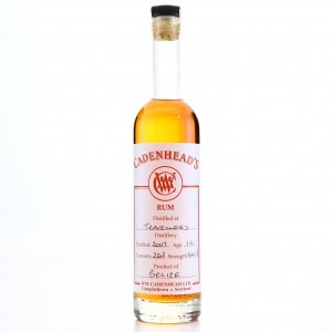 Travellers 2007 Cadenhead's 12 Year Old 20cl