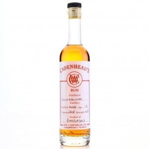 Foursquare 2005 Cadenhead's 13 Year Old 20cl