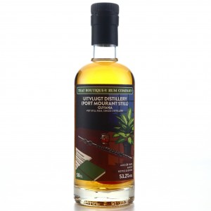 Port Mourant 26 Year Old That Boutique-y Rum Company Batch #1