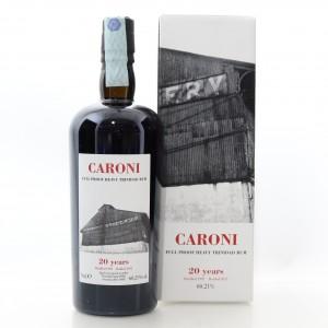 Caroni 1992 Velier 20 Year Old Full Proof Heavy