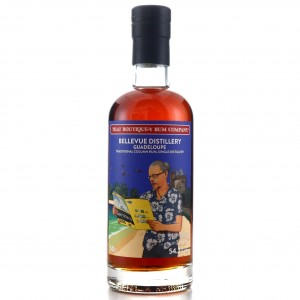 Bellevue 19 Year Old That Boutique-y Rum Company Batch #1 / 2nd Label