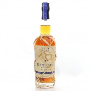 Guyana Rum 2005 Plantation