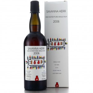 Savanna HERR 2006 Velier 12 Year Old Japoniani