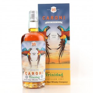Caroni 1997 Silver Seal 16 Year Old