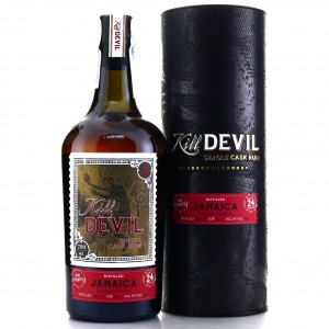 Hampden 1992 Kill Devil 24 Year Old Cask Strength