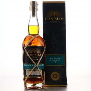 Barbados & Jamaica Rum 2011 Plantation 9 Year Old
