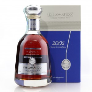 Diplomatico 2002 Sherry Cask Finish