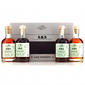 Caroni 1997 The 1423 SBS Box Set 4 x 20cl