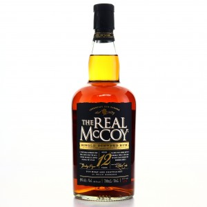 Foursquare 12 Year Old Real McCoy Single Blended 1216 Edition