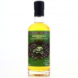 Blended Rum #1 9 Year Old That Boutique-y Rum Company Batch #1