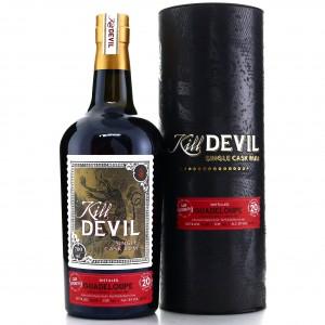 Bellevue 1998 Kill Devil 20 Year Old Cask Strength / The Whisky Barrel