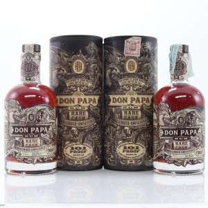 Don Papa Rare Cask 2 x 70cl