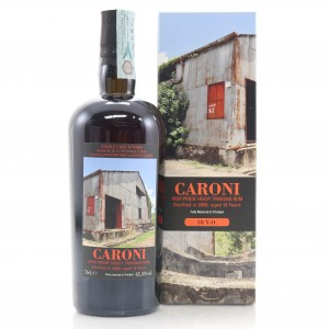 Caroni 2000 Velier 18 Year Old Single Cask Heavy #R4005 / Lion's Whisky