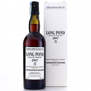 Long Pond TECA 2007 Continental Flavoured 12 Year Old