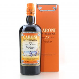 Caroni 1998 Velier 17 Year Old 110 Proof
