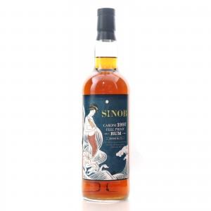 Caroni 1997 Creative Whisky Co / Sinob Single Cask #73